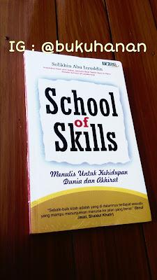Buku : School of Skill : Solikhin Abu Izzuddin