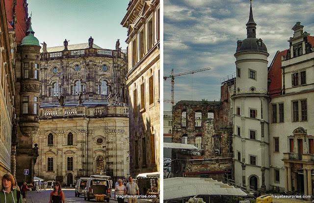 Castelo de Dresden, Alemanha
