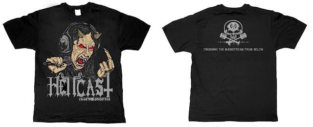 Hellcast Shirt