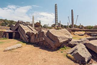 علماء آثار يكتشفون كنيسة عمرها 1700 عام في إثيوبيا