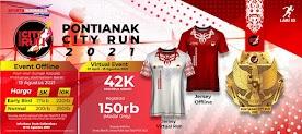 Pontianak City Run • 2021