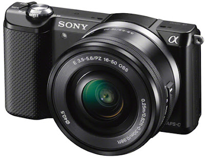 Sony A5000 (16-50 mm)