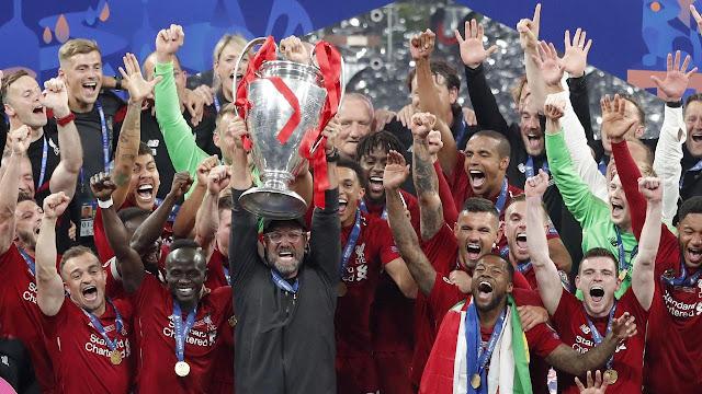 Liverpool ikut Piala Dunia Antarklub 2021