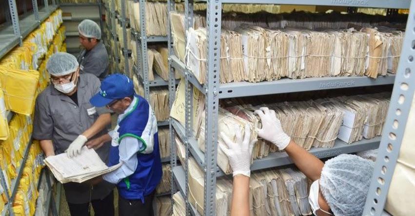 Digitalizan 10 mil páginas de diarios del siglo XIX en la región Lambayeque
