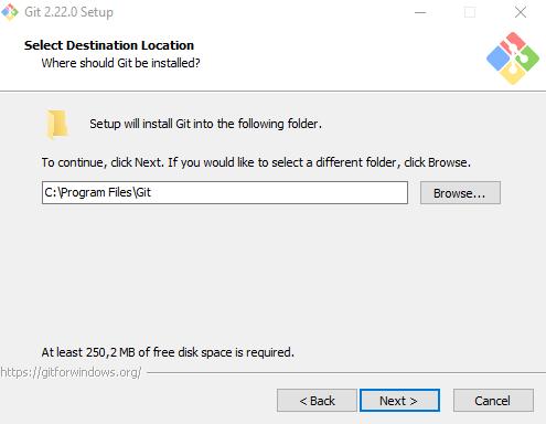 folder instalasi