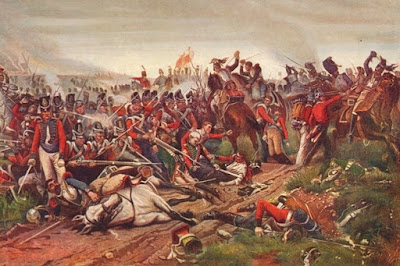 The battle of Waterloo and other stories; PDF book