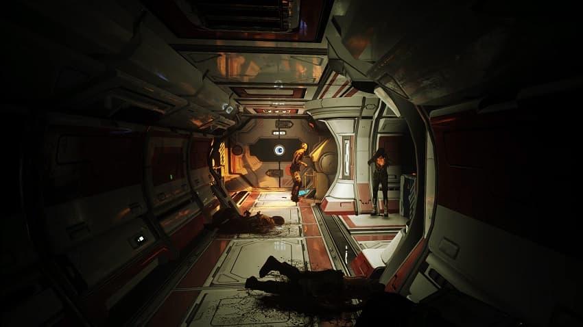 Рецензия на игру The Persistence - сурвайвл-хоррора для VR, но без виртуальной реальности - 02