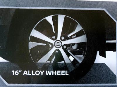 Gambar Ban Dan Velg Mobil Nissan Livina Terbaru