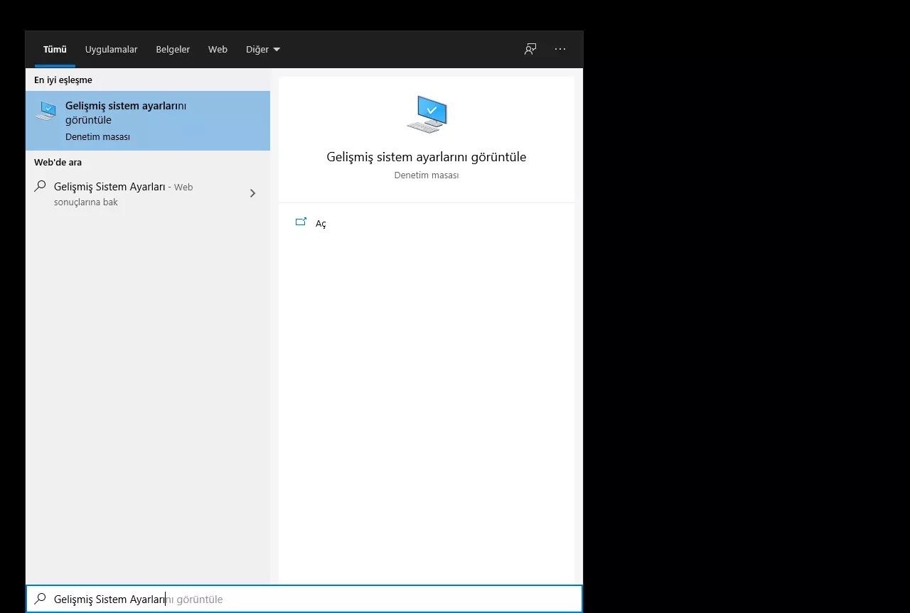 Windows 10 Bulanık Yazı Sorunu