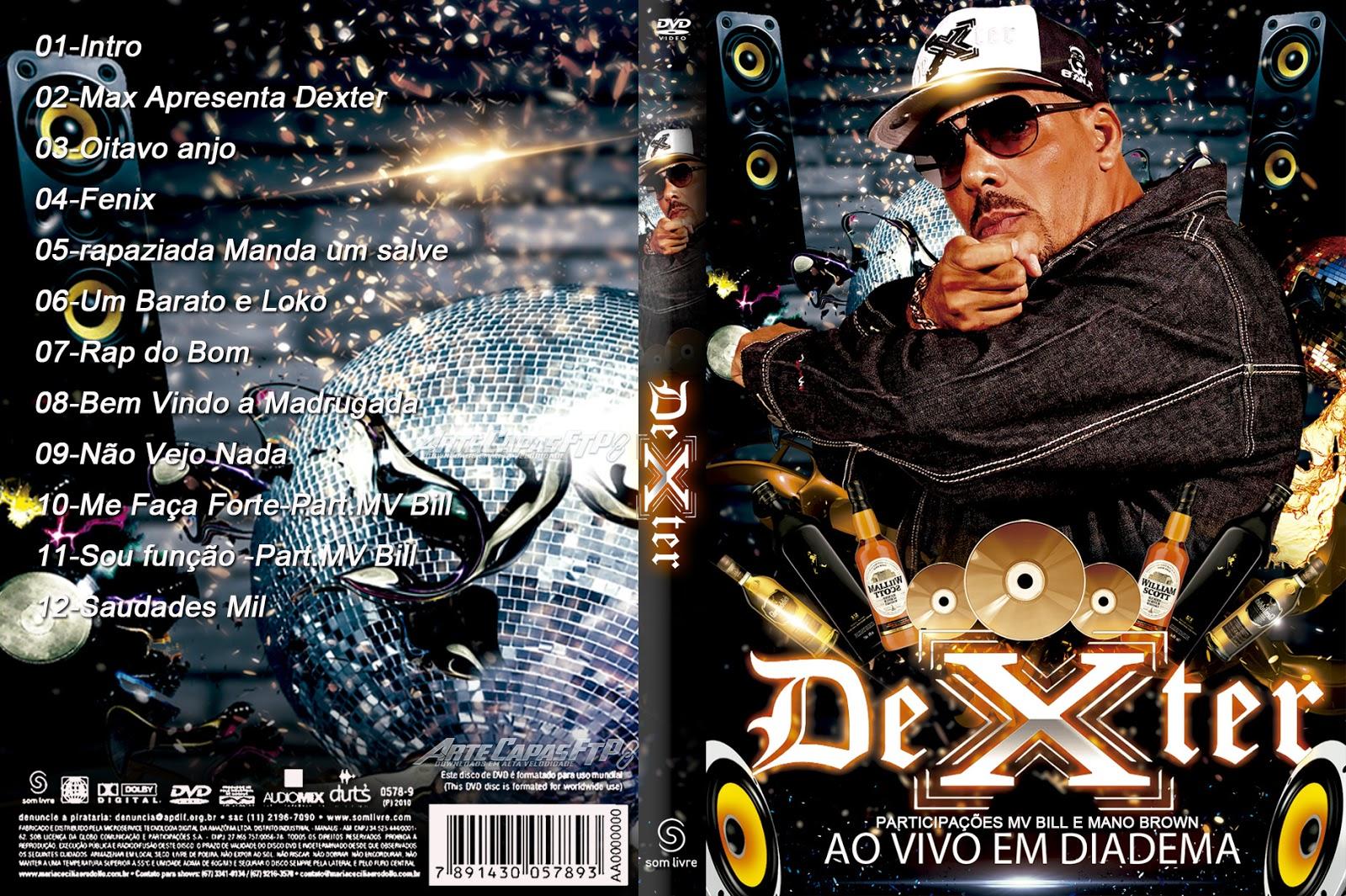 Dexter Ao Vivo Em Diadema DVD-R Dexter 2BAo 2BVivo 2BEm 2BDiadema 2BDVD R 2BXANDAODOWNLOAD