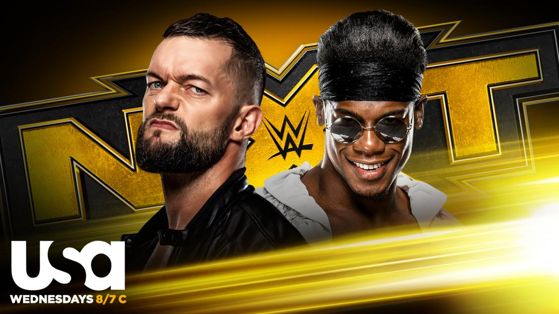 NXT Results - August 19, 2020
