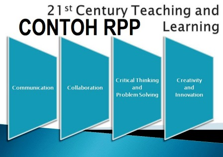 Contoh RPP Geografi Abad 21 4C High Order Thinking