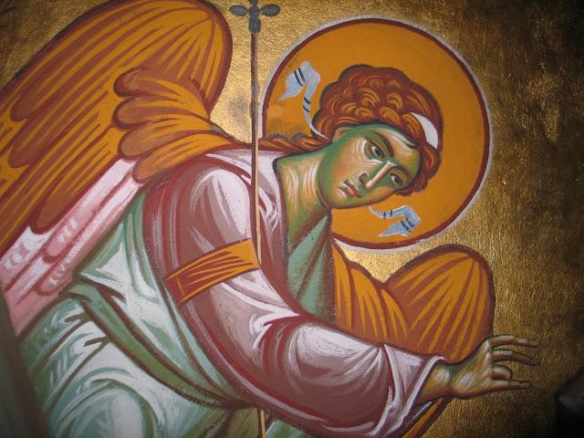 Αποτέλεσμα εικόνας για φυλακας αγγελος φευγει με τον θανατο απο την ψυχη;;