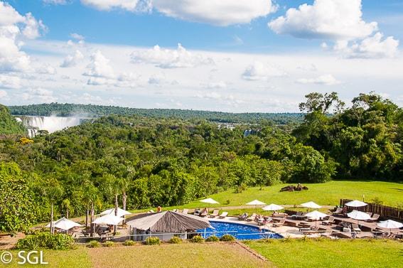 Hotel cataratas de Iguazú. Argentina