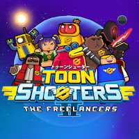 Recensie: Toon Shooters 2 - The Freelancers op de Nintendo Switch