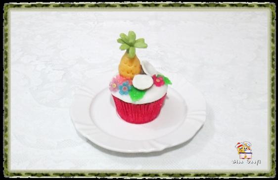 Cupcake pina colada 17