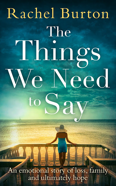 the-things-we-need-to-say, rachel-burton, book