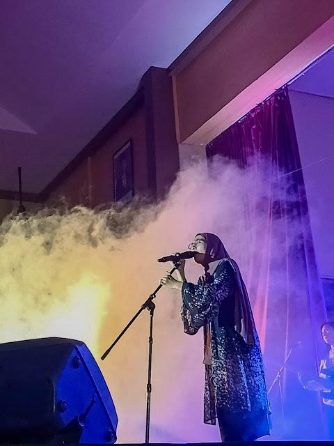 Feby Putri Bawakan Lagu Baru, Penonton Hening