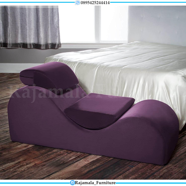 Furniture Jepara Sofa Kamasutra Terbaru Design Simple Minimalis RM-0199