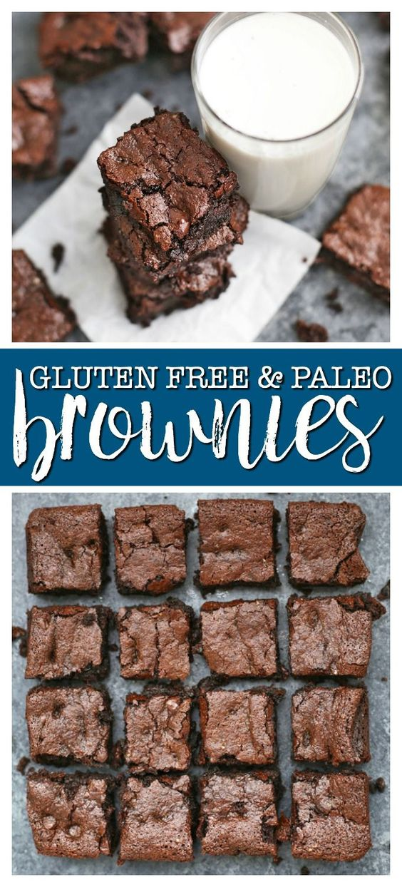 the perfect gluten free brownies