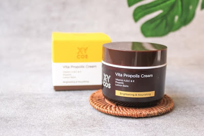 moisturizer propolis dan vitamin A
