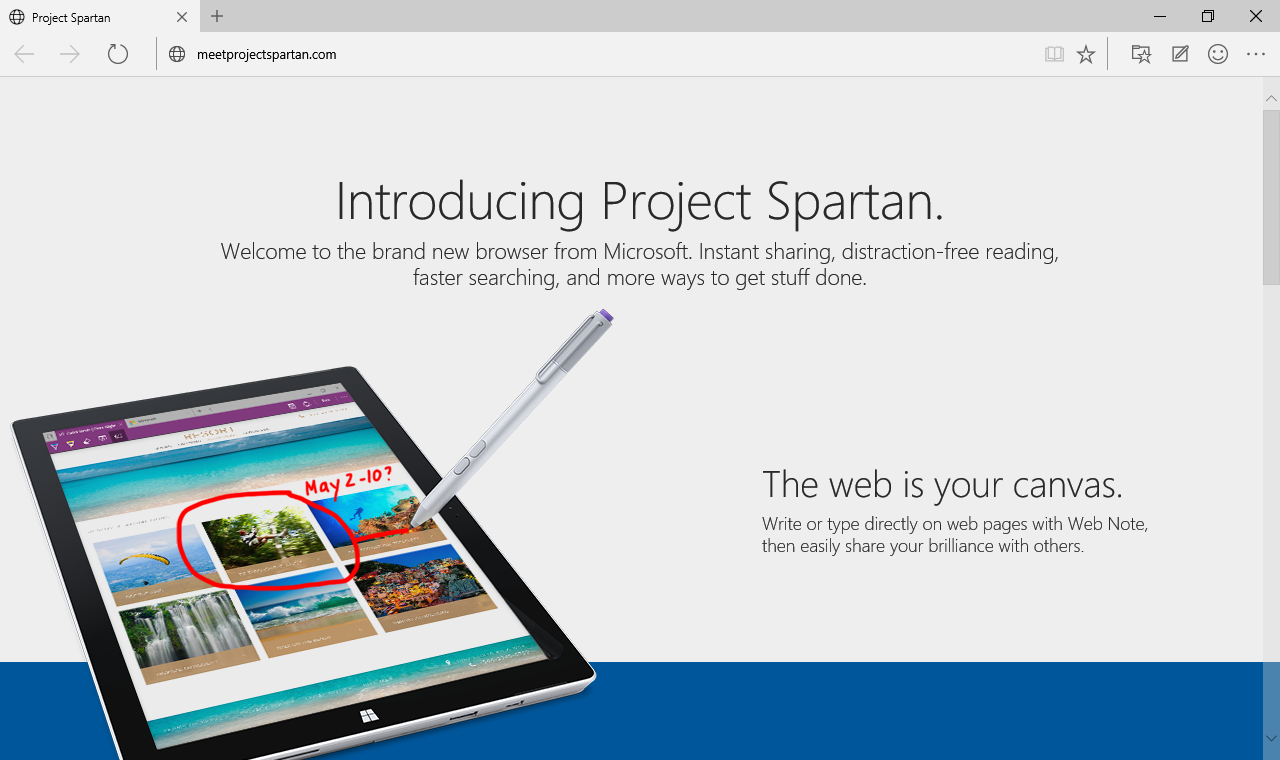 proeject-spartan-browser-build-10049