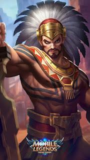 Lapu Lapu Ancestral Blade Heroes Fighter Assassin of Skins V3