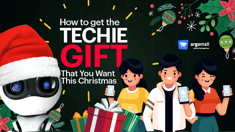 Argomall's last-minute Christmas gift guide