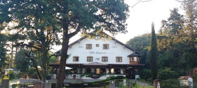Dica em Gramado: Hotell Ritta Höppner