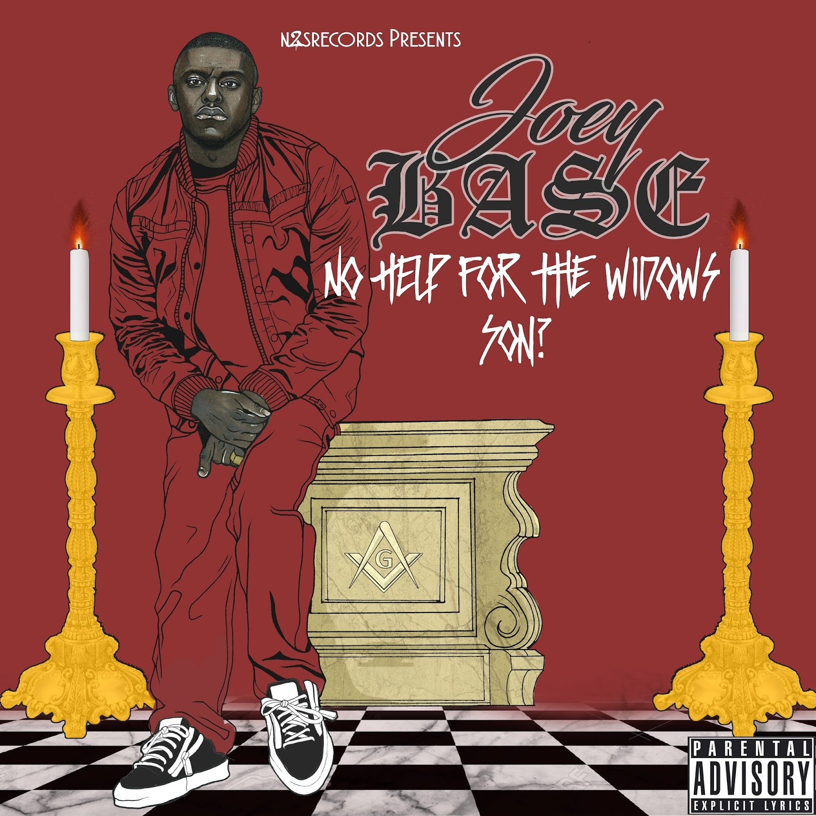 Joey Base No Help for The Widows Son? Album cover