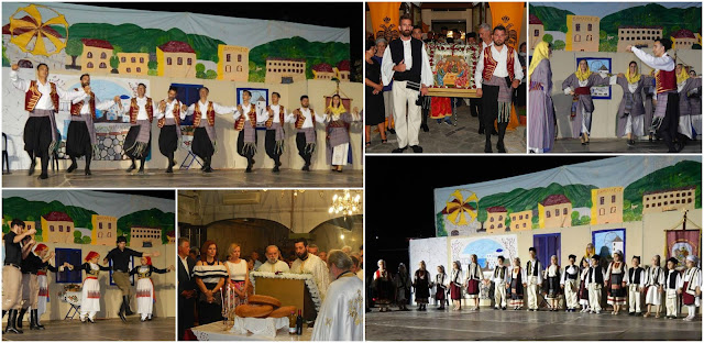 Ηγουμενίτσα: Mια γιορτή επικοινωνίας μεταξύ των ανθρώπων που αγαπούν, τιμούν και σέβονται την Παράδοση.