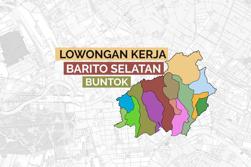 Lowongan Kerja Barito Selatan Lowongan Kerja Kalimantan Tengah