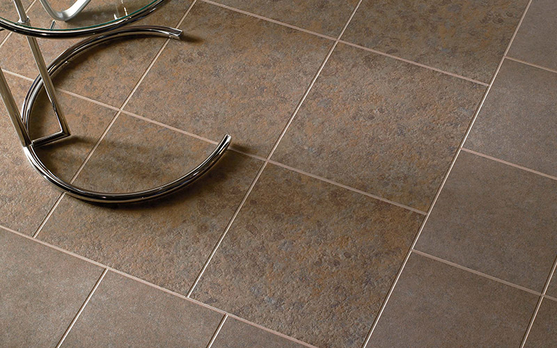 How to clean your tile grout lines