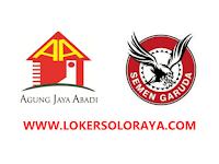 Loker Kartosuro di CV Agung Jaya Abadi