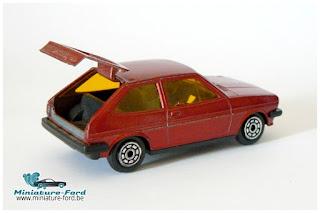 Norev, Jet-Car, Ford fiesta