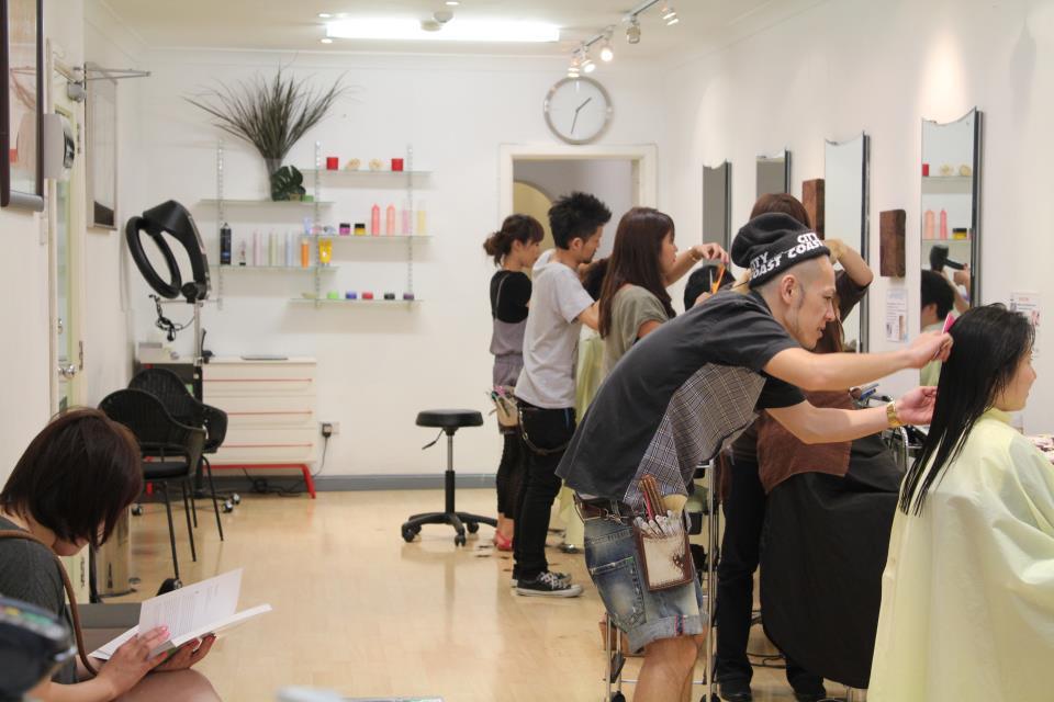 Aria Japanese Hair Salon