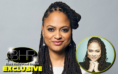 Selma Director Ava Duvernay Makes History Again ,Becoming The First African American Women To Direct a $100 Million Film