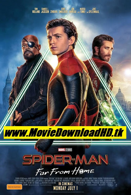 spider-Man: Far From Home (2019) English Full Movie Download
