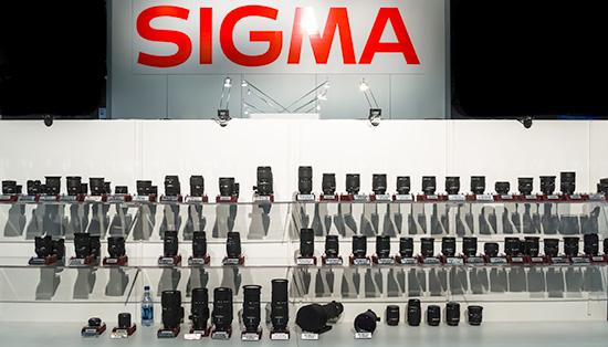 Объективы Sigma