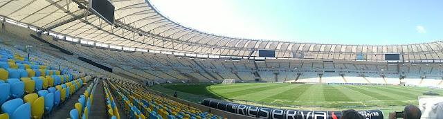Estádio do Maracanã - RJ