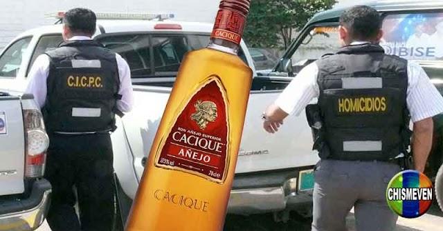 DESCOMPOSICIÓN SOCIAL   Lo mataron a tiros en Baruta por una botella de Ron