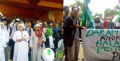 Gabungan Umat Islam di Sumatera Selatan Usulkan Pecat Ahok