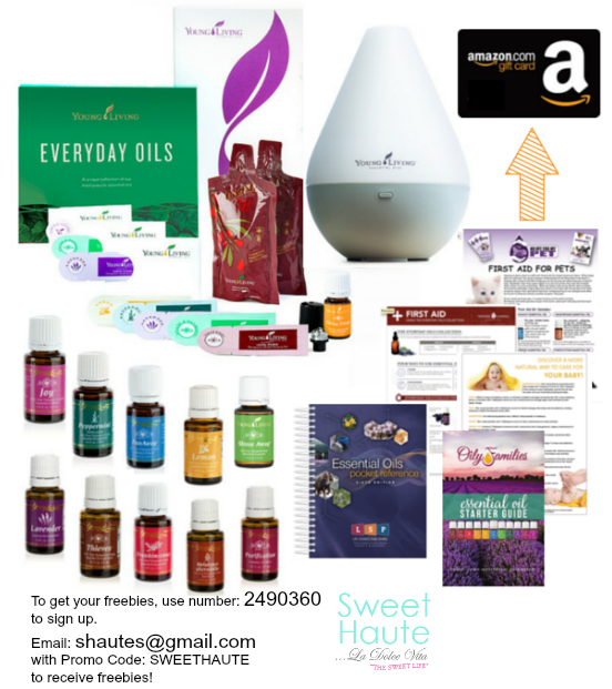young living essential oils promo amazon gift card kit