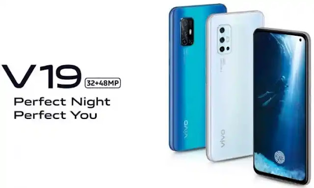 Vivo v19 pro price in India and details