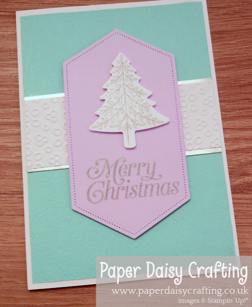 Nigezza Creates with Paper Daisy Crafting & Stampin' Up!