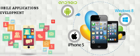 Mobile Application Development services in India