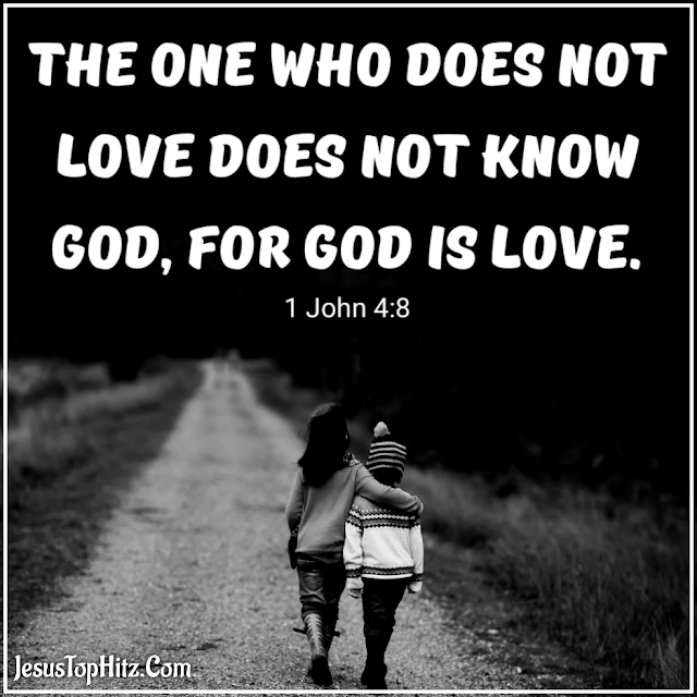 Bible Verses About Love | Love Bible Verses With Image
