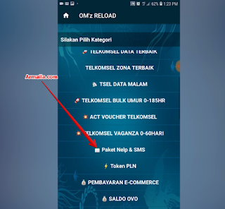 Cara Isi Pulsa Paket Nelpon Telkomsel 2100 Menit Paket Nelpon & SMS
