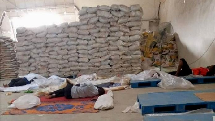 Nigeria police rescue 300 workers 'locked in rice factory' #Arewapublisize