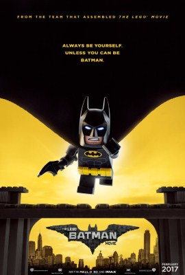 sinopsis film The Lego Batman Movie